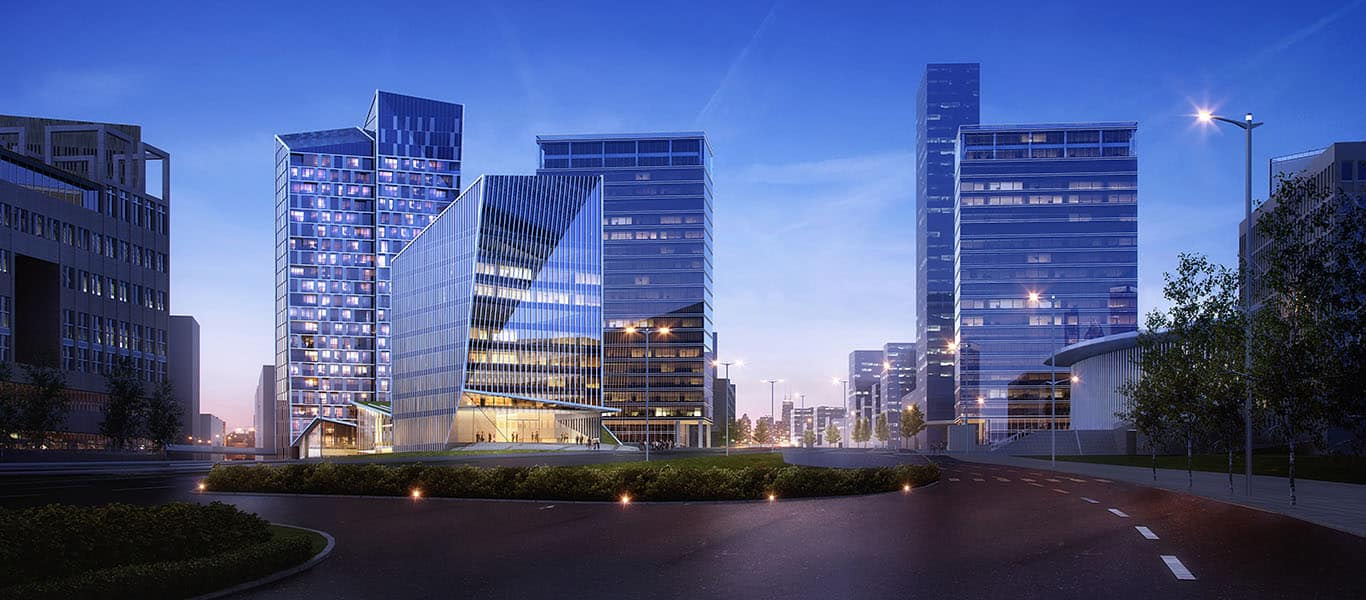 CHANTIER INFINITY A LUXEMBOURG